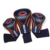 Team Golf Chicago Bears 3-Pack Contour Headcovers
