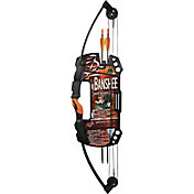 Barnett Youth Team Realtree Banshee Quad Compound Bow