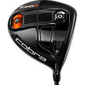Cobra KING F6 Driver – Glass Black