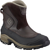 Columbia Men's Bugaboot Slip-On Waterproof 200g Winter Boots