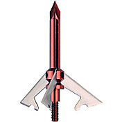 Dead Ringer White Tail Freaks ''Freak-Nasty'' 3-Blade Mechanical Broadheads - 3 Pack