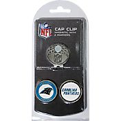Team Golf Carolina Panthers Two-Marker Cap Clip