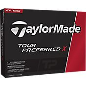 TaylorMade Tour Preferred X Golf Balls