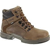 "Wolverine Men's Griffin 6"" Waterproof DuraShocks Steel Toe Work Boots"