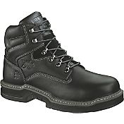 "Wolverine Men's Raider 6"" Steel Toe Work Boots"