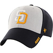 '47 Men's San Diego Padres Beta MVP Navy Adjustable Hat