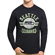 '47 Men's Seattle Seahawks Club Long Sleeve Shirt