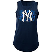 5th & Ocean Women's New York Yankees Navy Tank