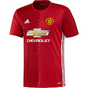 adidas Men's Manchester United 16/17 Replica Home Jersey