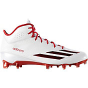 adidas Men's adizero 5-Star 5.0 Mid Football Cleats