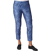 adidas Women's adistar Print Cropped Golf Pants