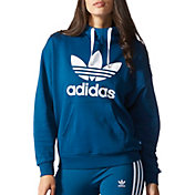 adidas Originals Women's Trefoil Graphic Hoodie