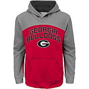 Gen2 Youth Georgia Bulldogs Red/Grey Arc Hoodie