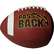 Passback Sports Junior Rubber Training Football