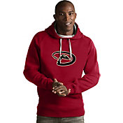 Antigua Men's Arizona Diamondbacks Red Victory Pullover