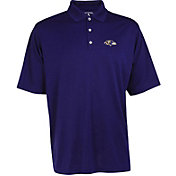 Antigua Men's Baltimore Ravens Exceed Polo