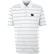 Antigua Men's San Jose Sharks Deluxe White Polo