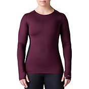SECOND SKIN Women's QUATROFLX Long Sleeve Compression Top
