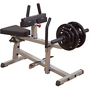 Body Solid GSCR349 2 x 3 Seated Calf Raise Machine