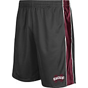 Colosseum Athletics Men's Mississippi State Bulldogs Grey Layup Shorts