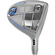 Cobra Women's KING F6 Fairway Wood – Silver/Ultramarine