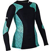Century Women's Long Sleeve Rash Guard