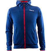 Craft Men's US Ski Team Leisure Zip Up Hoodie
