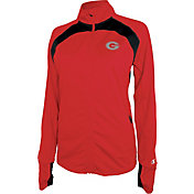 Champion Women's Georgia Bulldogs Red Boss Jacket
