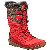 Columbia Women's Heavenly Omni-Heat Print 200g Waterproof Winter Boots