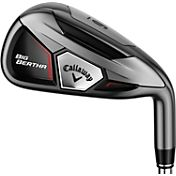 Callaway Big Bertha Individual Irons – (Steel)