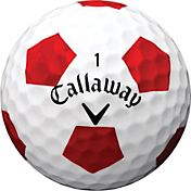 Callaway Chrome Soft X Truvis Golf Balls