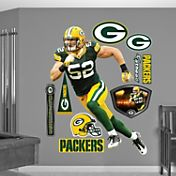Fathead Clay Matthews Wall Graphic