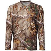 Field & Stream Men's Performance Camo Long Sleeve Shirt
