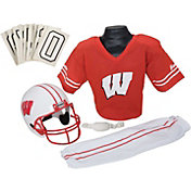 Franklin Wisconsin Badgers Kids' Deluxe Uniform Set