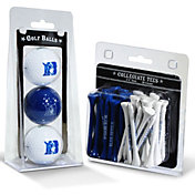 Team Golf Duke Blue Devils Golf Ball and Tee Set