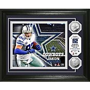 The Highland Mint Dallas Cowboys Jason Witten Framed Silver Coin Photo Mint
