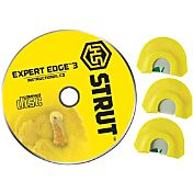 Hunters Specialties H.S. Strut Expert Edge 3 Mouth Turkey Call Combo