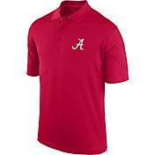 J. America Men's Alabama Crimson Tide Crimson Spector Polo