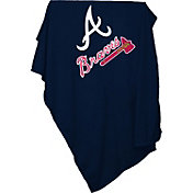 Atlanta Braves Sweatshirt Blanket