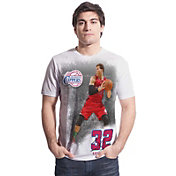 Levelwear Men's Los Angeles Clippers Blake Griffin Highlight White T-Shirt