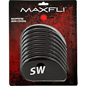 Maxfli Neoprene Iron Covers (9-Piece Set)