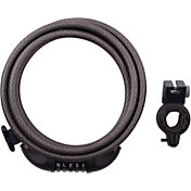 Master Lock 6ft. x 10mm Word Combo Cable Bike Lock