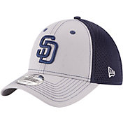 New Era Men's San Diego Padres 39Thirty Team Front Neo Flex Hat