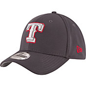 New Era Men's Texas Rangers 39Thirty Tone Tech Grey Flex Hat