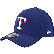 New Era Men's Texas Rangers 39Thirty Royal Classic Flex Hat
