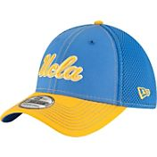 New Era Men's UCLA Bruins True Blue/Gold Team Front Neo 39Thirty Hat
