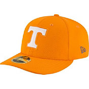 New Era Men's Tennessee Volunteers Tennessee Orange Bevel Team Low Profile 59Fifty Hat
