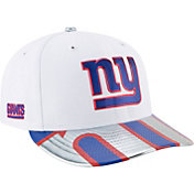 New Era Men's New York Giants 2017 NFL Draft 59Fifty Fitted White Hat