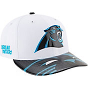 New Era Men's Carolina Panthers 2017 NFL Draft 59Fifty Fitted White Hat