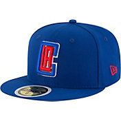 New Era Youth Los Angeles Clippers 59Fifty Royal Fitted Hat